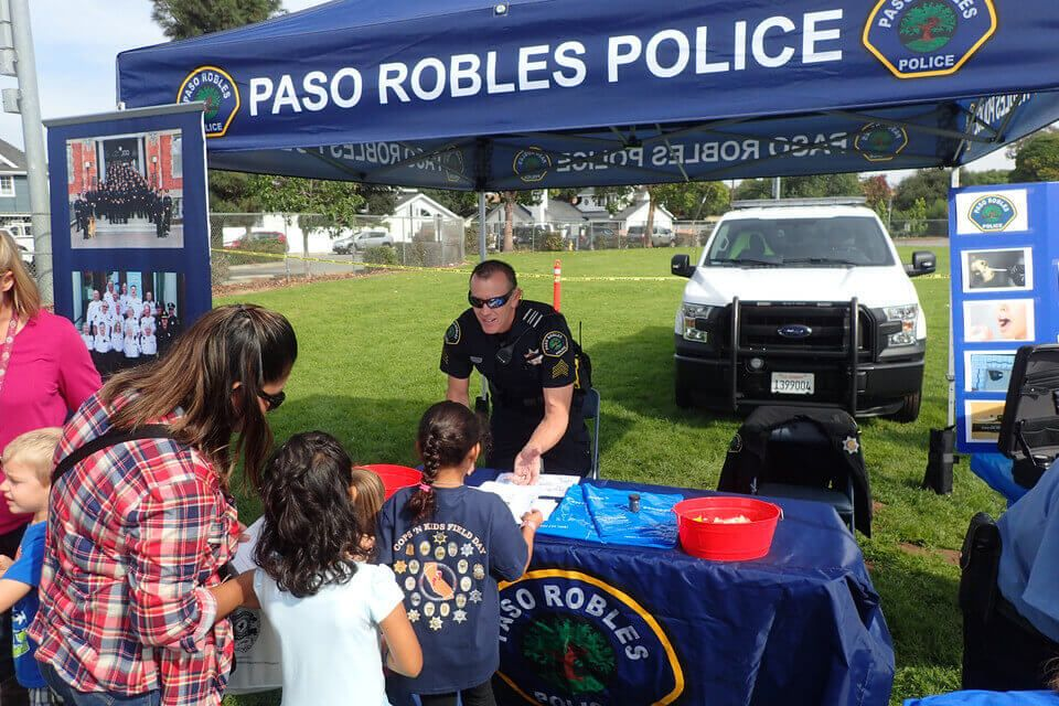 Paso Robles Community Involvement